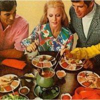 Kooktrends eind jaren '70