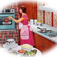 Kooktrends eind jaren '50