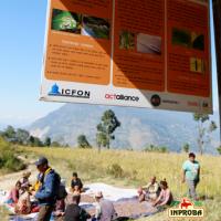 Inproba zet zich in voor Nepal