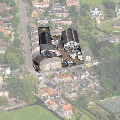 Cannenburgerpark in Ankeveen
