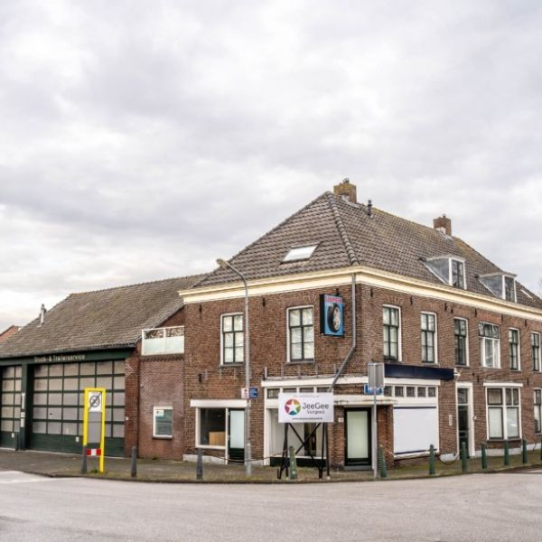 Herontwikkeling hoek Cannenburgerweg/ Herenweg Ankeveen