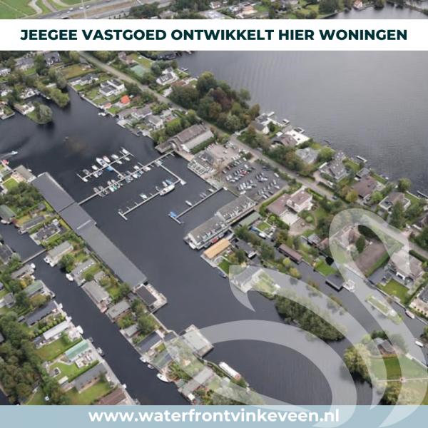 JeeGee Vastgoed herontwikkelt Plashoeve-terrein in Vinkeveen