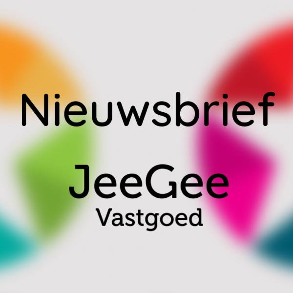 JeeGee nieuwsbrief 1 | juli 2021