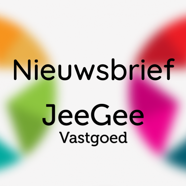 JeeGee nieuwsbrief 2   oktober 2021