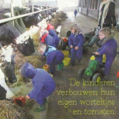 'De Boerderij' in PrimaOuders 2013