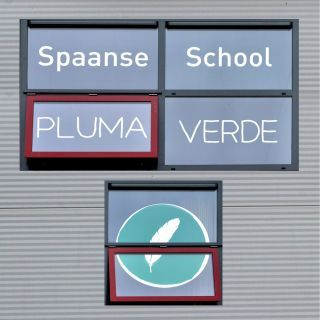 Spaanse School Pluma Verde