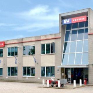 Parkeerplaats SV-E Hooijer BV