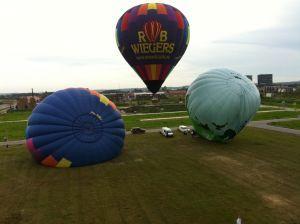 Boerengolf ballonvaart