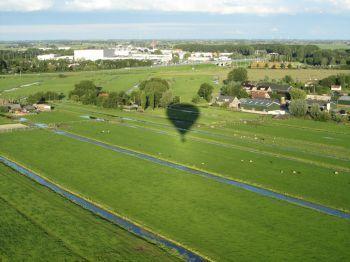 Ballonvaart verwachting KNMI