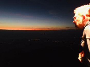 Nacht ballonvaart