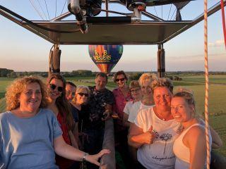 Ballonvaart momenten 2019