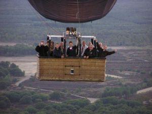 Exclusive ballonvaart ticket