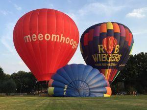 Luchtballon crew