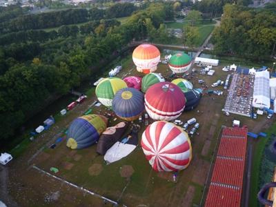 ballonfiesta barneveld - rob wiegers ballonvaarten bv