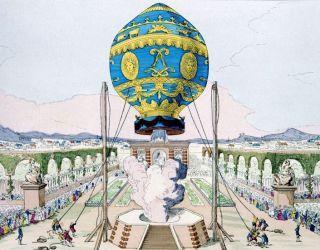 233 jaar ballonvaarten