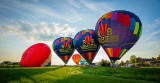 (Vakantie) werk - luchtballoncrew