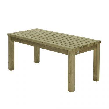 Tuintafel Zeist 85x180 cm, Massief hout, Made NL