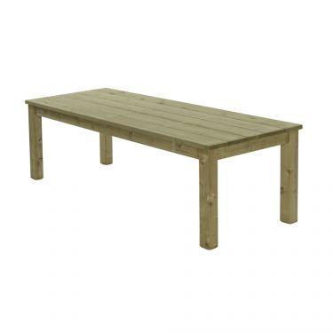 Tafel Lisse 100x220 cm, massief hout