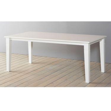 Eettafel ALTA 90x140 cm, profiel, Beuken MDF