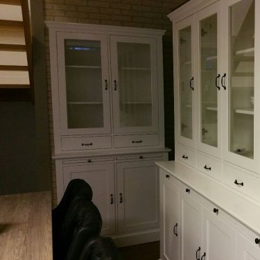Buffetkast ALTA, 2-deurs, Snow white