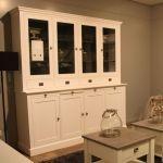 Buffetkast ALTA 4-deurs, Wit RAL 9010