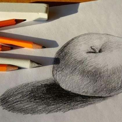 Tekenen met potlood - basiscursus