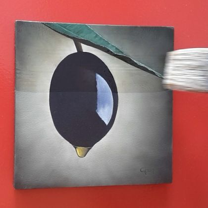 Vernissen olieverfschilderij - workshop
