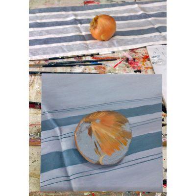 Met de juiste kleuren schilder je een realistisch schilderij. Workshop nat in nat schilderen met olieverf