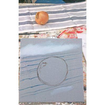 Workshop nat in nat schilderen met olieverf