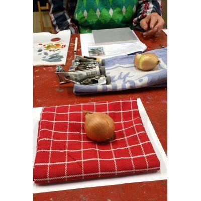 Workshop nat-in-nat schilderen met olieverf