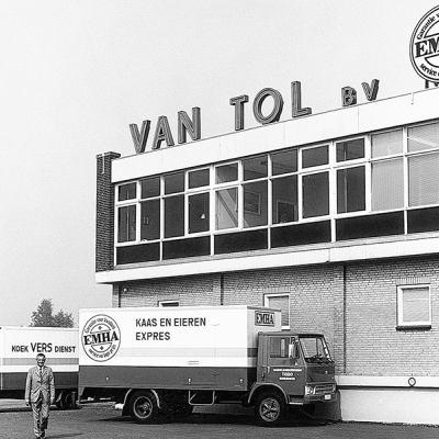 Van Tol Versunie is celebrating its 70th anniversary this year and has set their foot into the future