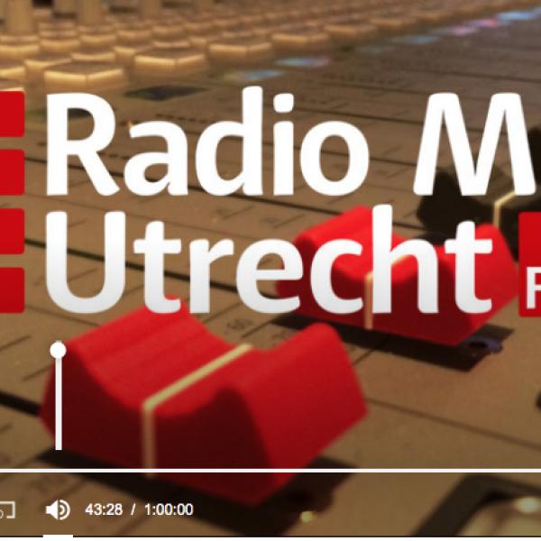 Meria Bakker over de PaltzBiënnale op Radio M Utrecht