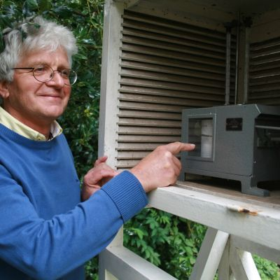 Elke ochtend tussen 9 en 10 het weerbericht van Klaas Bijker op Radio Soest