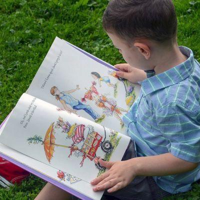 Kinderboekenweek: oude werelden ontdekken in bibliotheek Idea