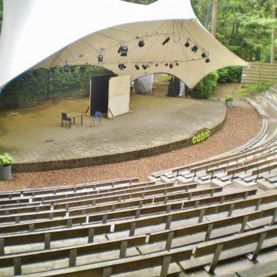 Afscheidsmusical groep 8 in Openluchttheater Cabrio