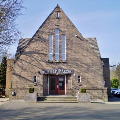 Wilhelminakerk wordt De Willemien
