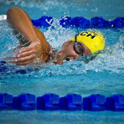 Weer baantjes zwemmen in Soest