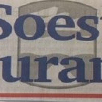 Vrienden van de Soester Courant: 'Krant hét verbindende middel'
