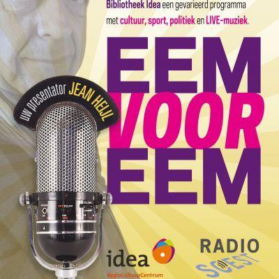 Inhoud programma Eem voor Eem aanstaande zaterdag live