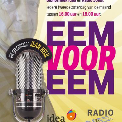 Nieuwe Radio Soest-programma EEM VOOR EEM nu ook te zien op Youtube