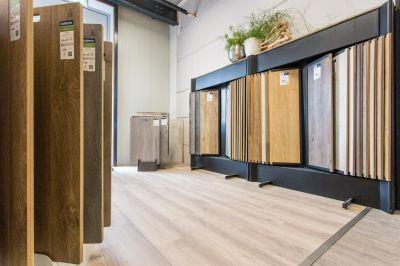 Zowel digitale als fysieke showroom voor Parketmaat Midden Nederland