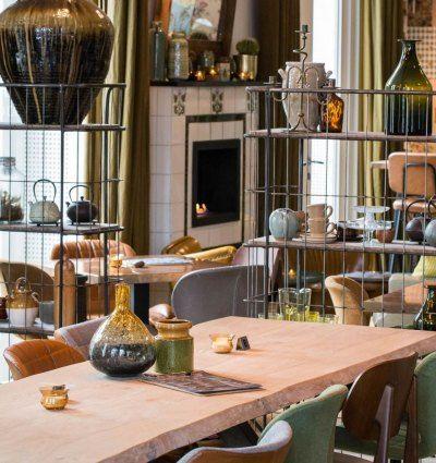 Unieke website Grand Café De Lindenhof