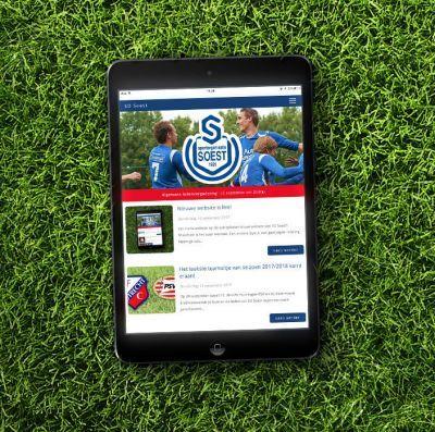 Nieuwe clubwebsite SO Soest