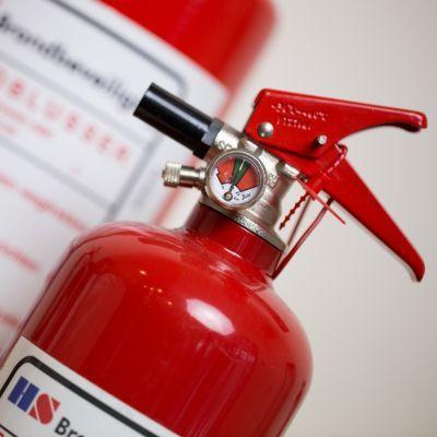 Een brandnieuwe website voor HS Brandbeveiliging