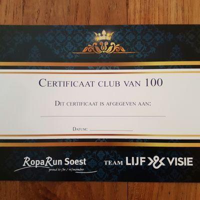 Club van 100