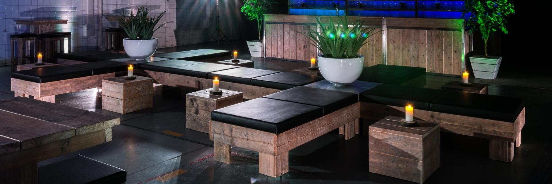 lounge steigerhout