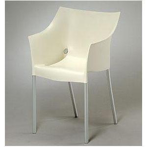 Designstoel ecru Philippe Starck