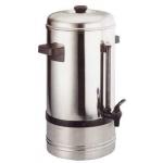 Koffieperculator 110-kops/15 ltr. huren? Van der Schoot Partyverhuur - snel en voordelig bezorgd!