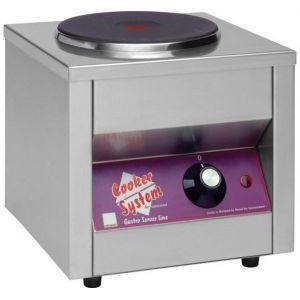 Kookplaat 1-pits electrisch