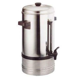 Koffieperculator 110-kops/15 ltr.